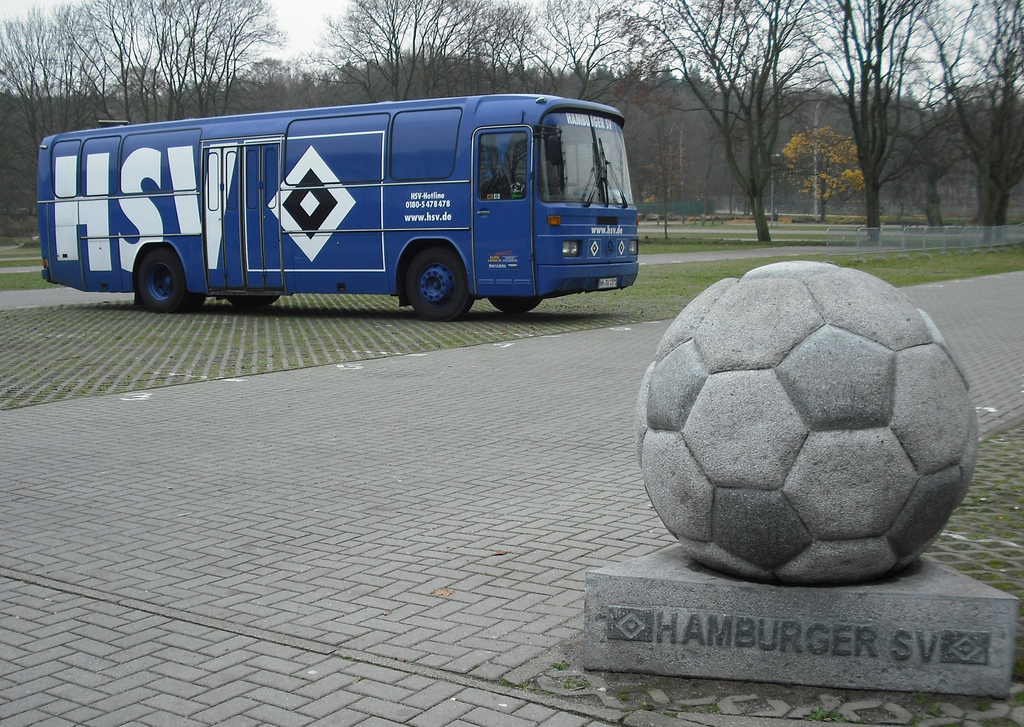 Two Teams In Hamburg Two Hsv S In The Bundesliga Budget Airline Football